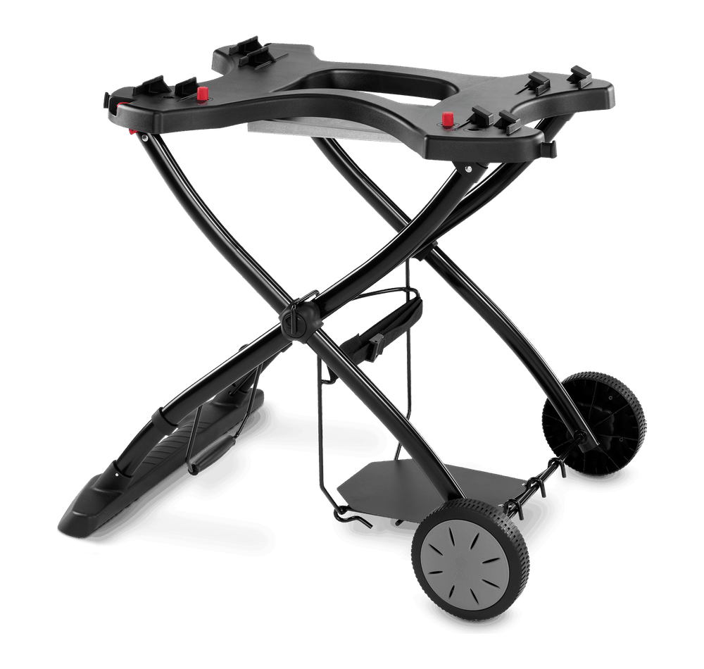 Weber Q Portable Cart View