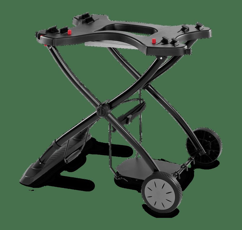 Weber Q Portable Cart View