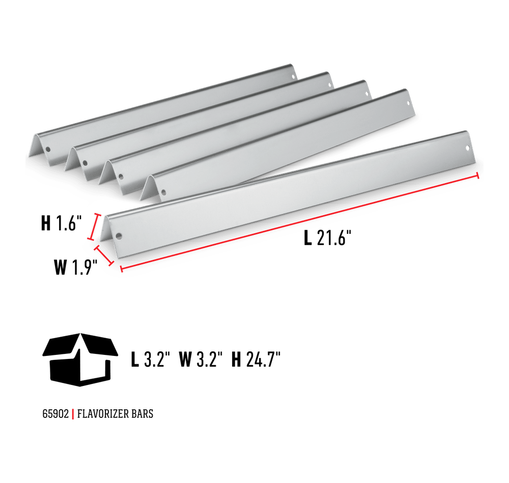 Flavorizer Bars image 1