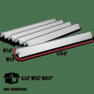 Flavorizer Bars - Spirit 200 series, Spirit 500, and Genesis Silver A