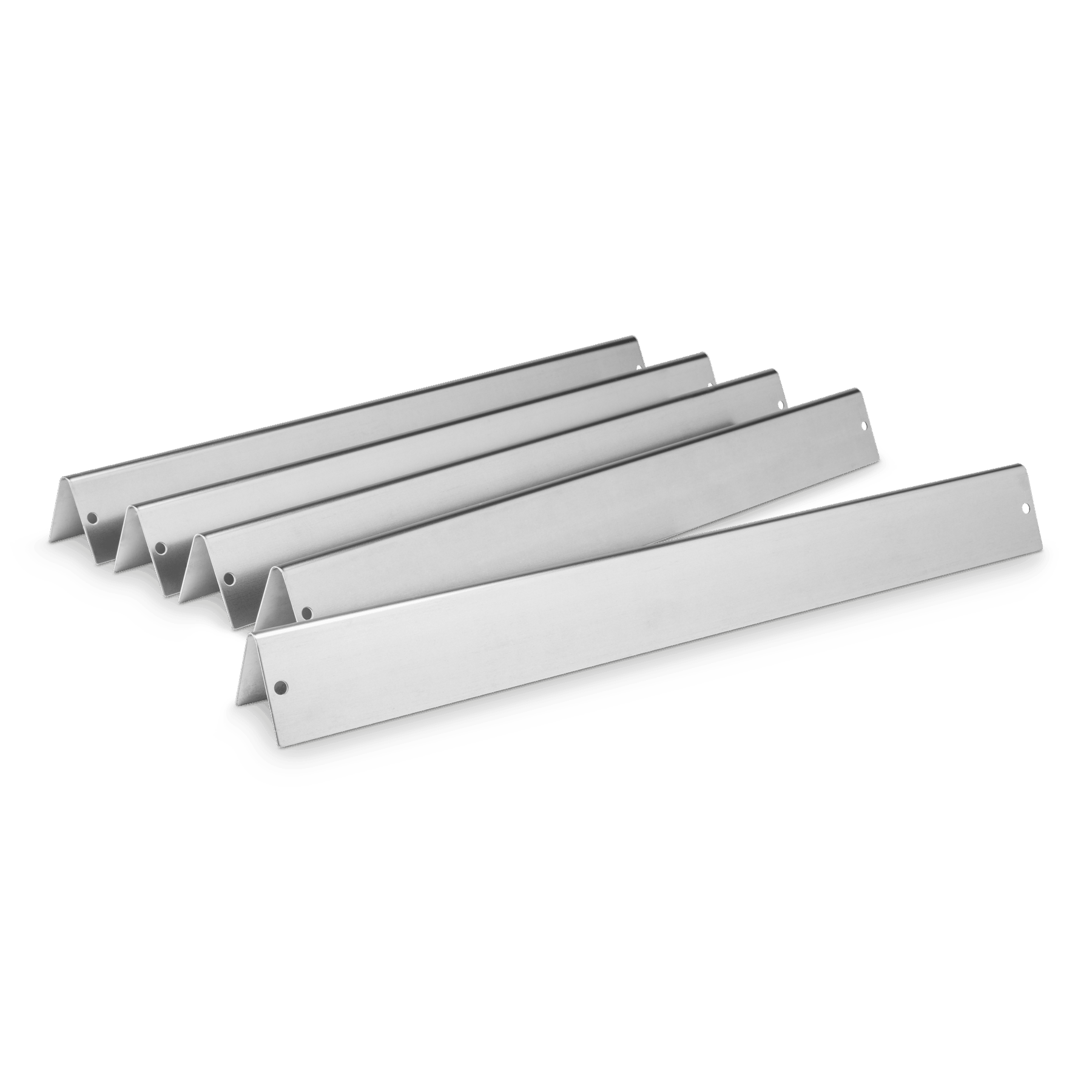 """/""""Weber Spirit E-210 Grill Replacement Parts Stainless Steel Flavorizer Bars 3Pcs"""