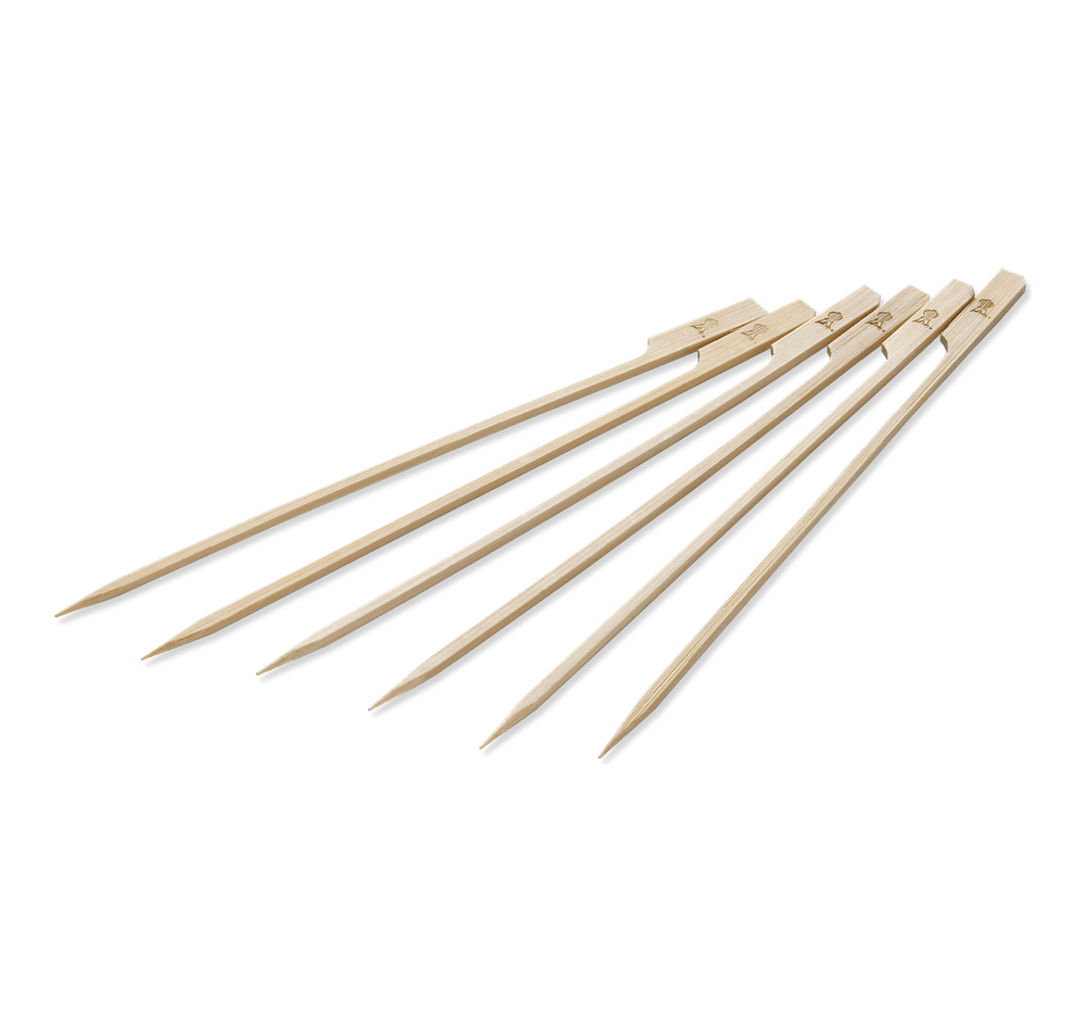 Bamboo Skewers View
