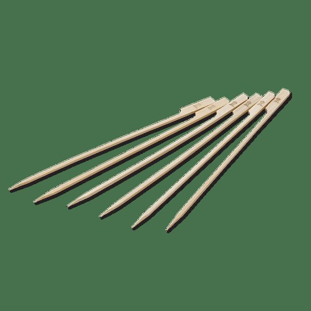 Bambus-Spieße