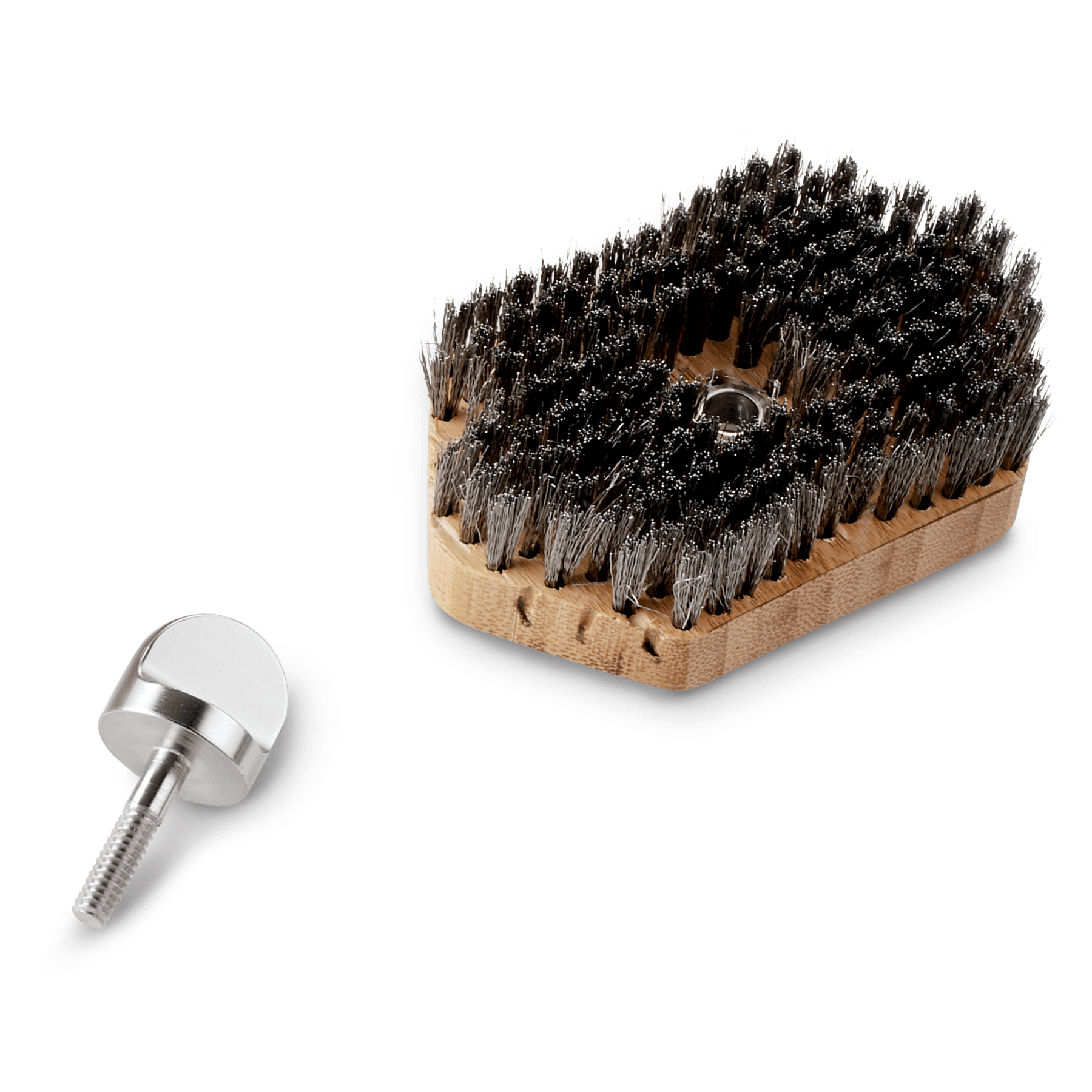 Premium Grill Brush Replacement Heads