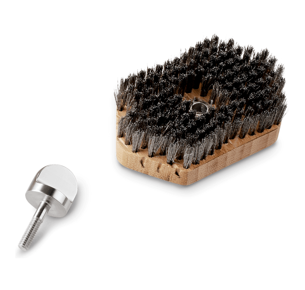 Premium Grill Brush Replacement Heads View