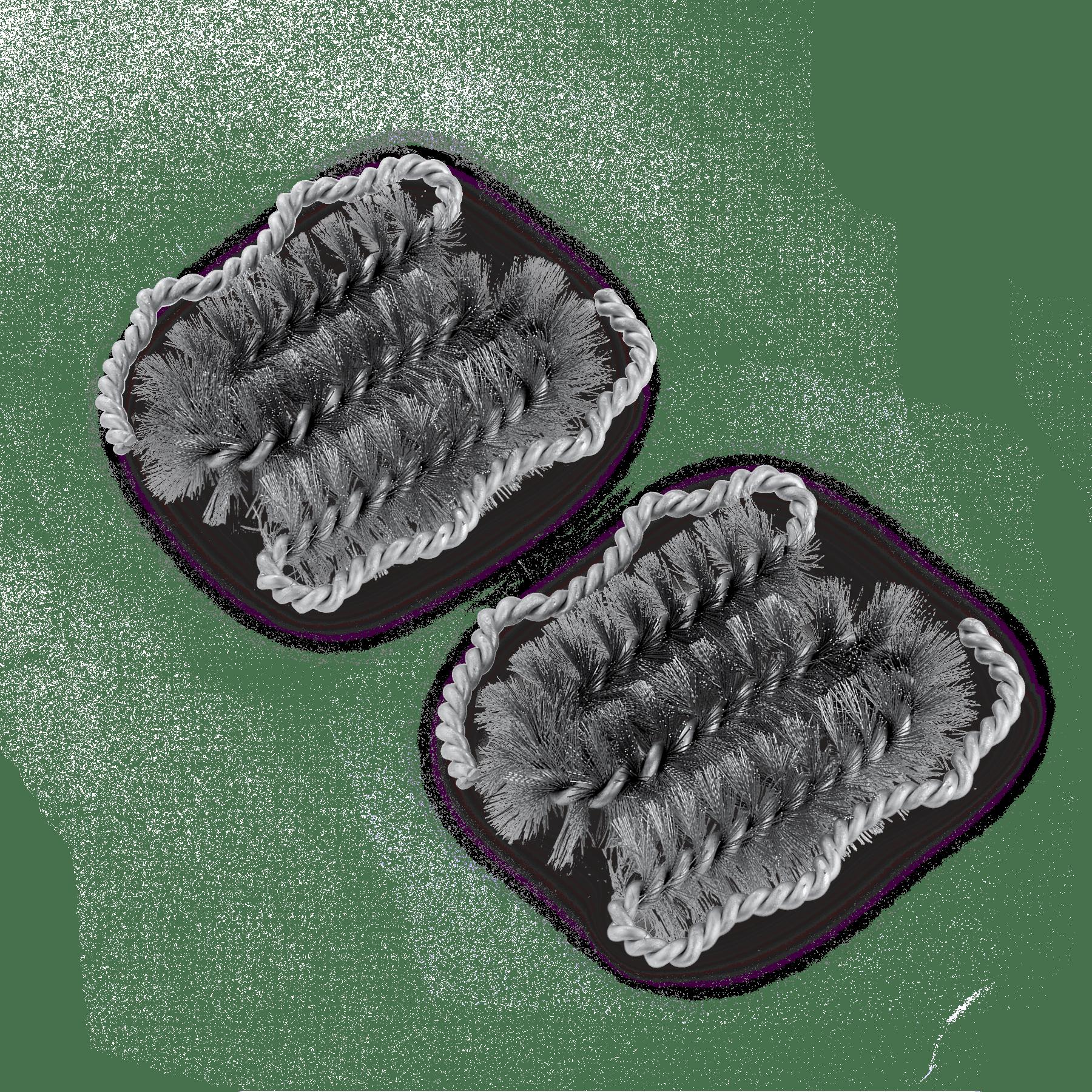 Cepillo para parrillas Deluxe (cabezas de repuesto)