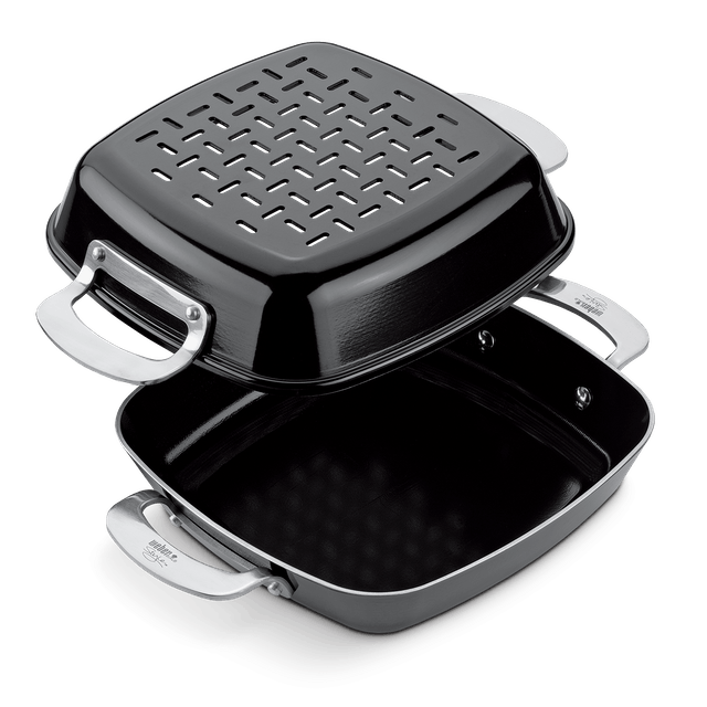 Deluxe Grilling Pan Set