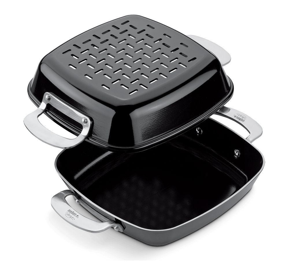 Deluxe Grilling Pan Set image 1