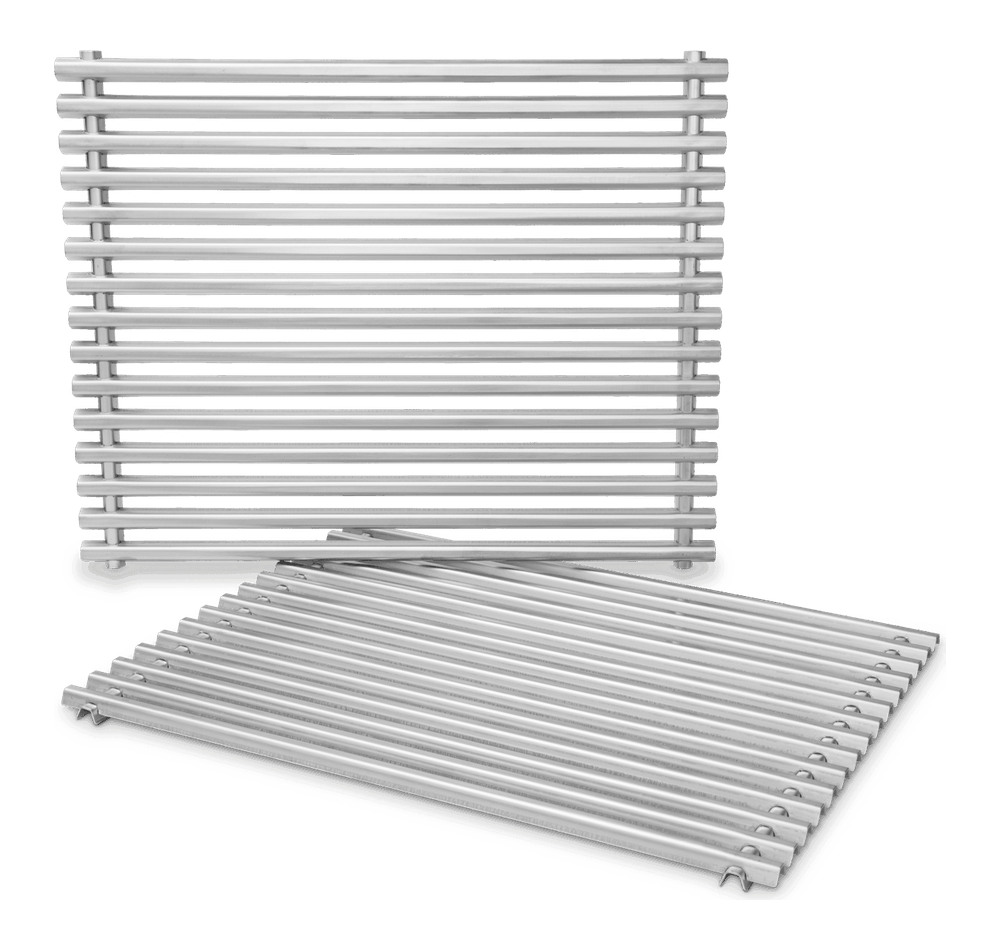 Cooking Grates - Summit Silver A/ A4/ B/ B4 View