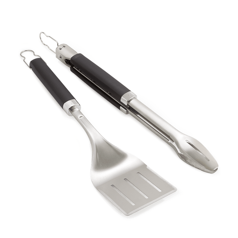 Precision Grill Tongs & Spatula Set image number 2
