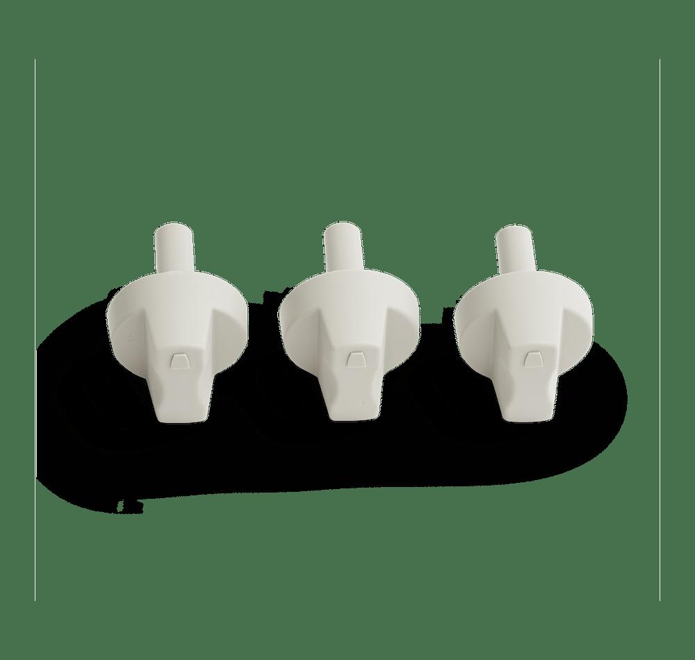 Ensemble de boutons de commande - Genesis1-4, Jr, la plupart des 1000-5500/Gold/Silver, Weber900, Spirit700 View