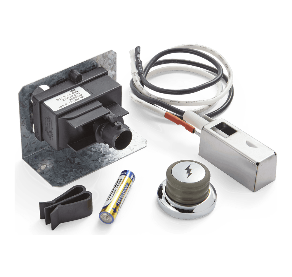 Igniter Kit | Care | Gas Grill Replacement Parts | Weber Grills