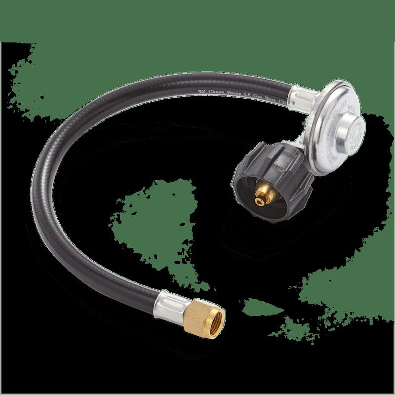Hose and Regulator Kit - Genesis Silver A/B & Spirit 200/300 series image number 0
