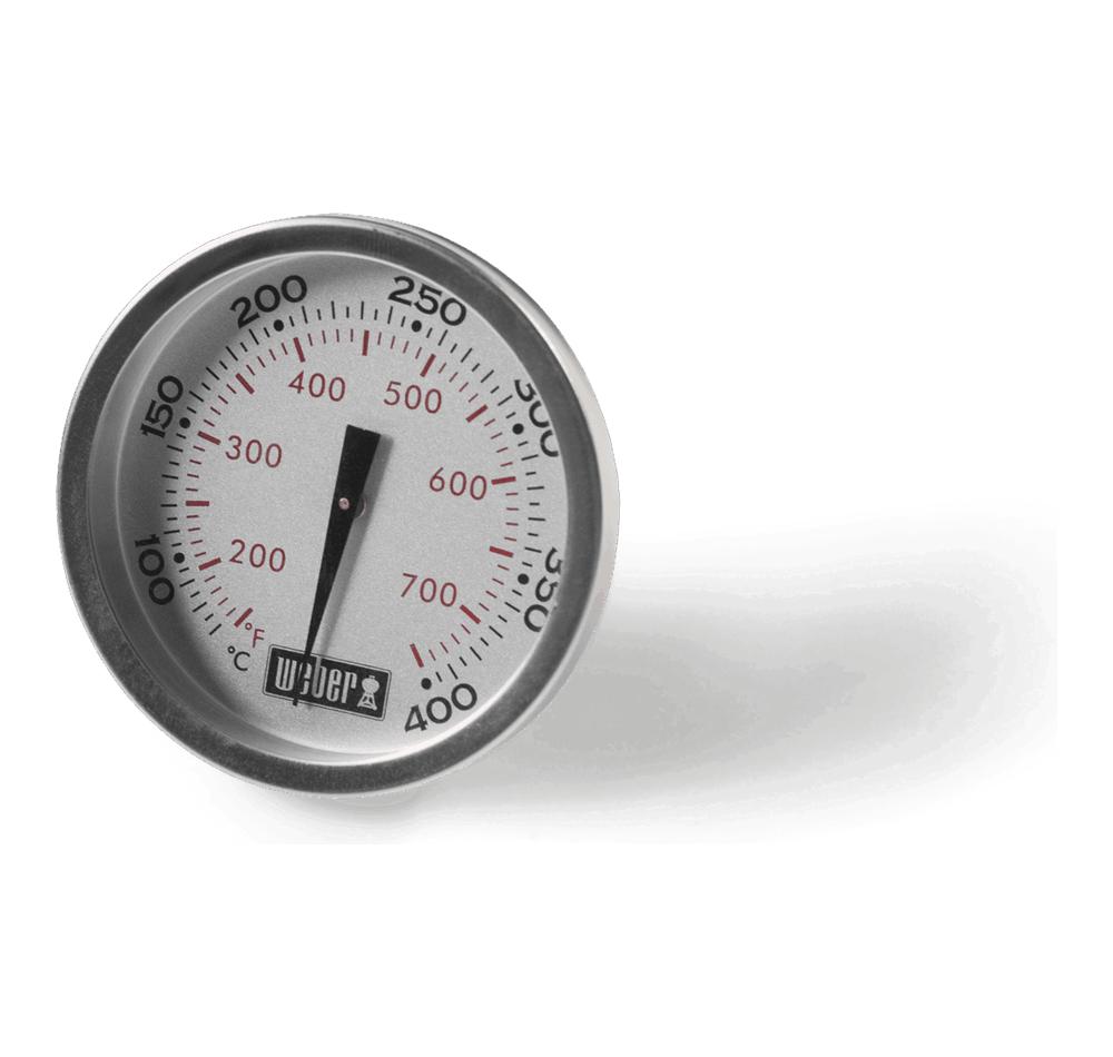 Deckelthermometer ohne Rosette View