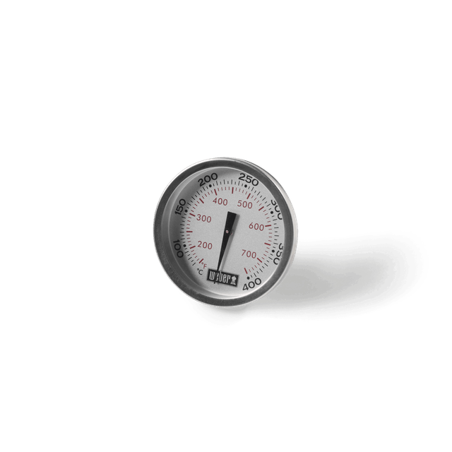 Deckelthermometer ohne Rosette