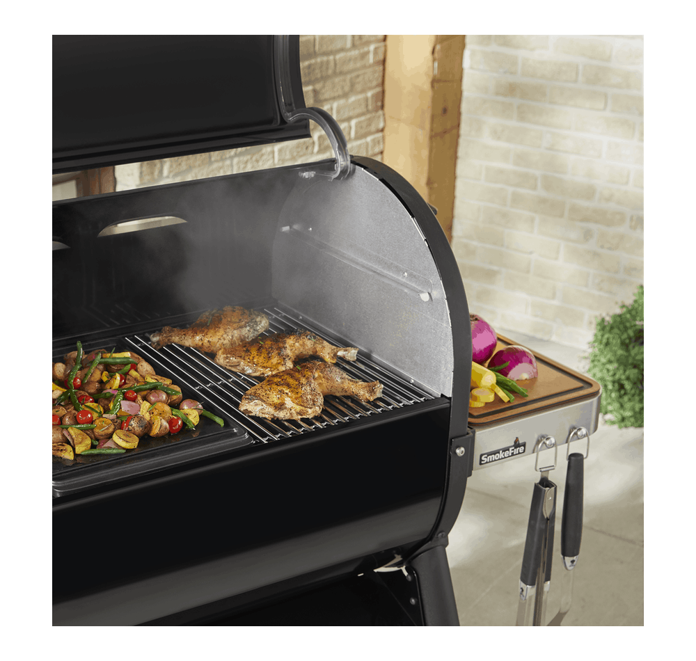 Weber Stainless Steel Cooking Grate View