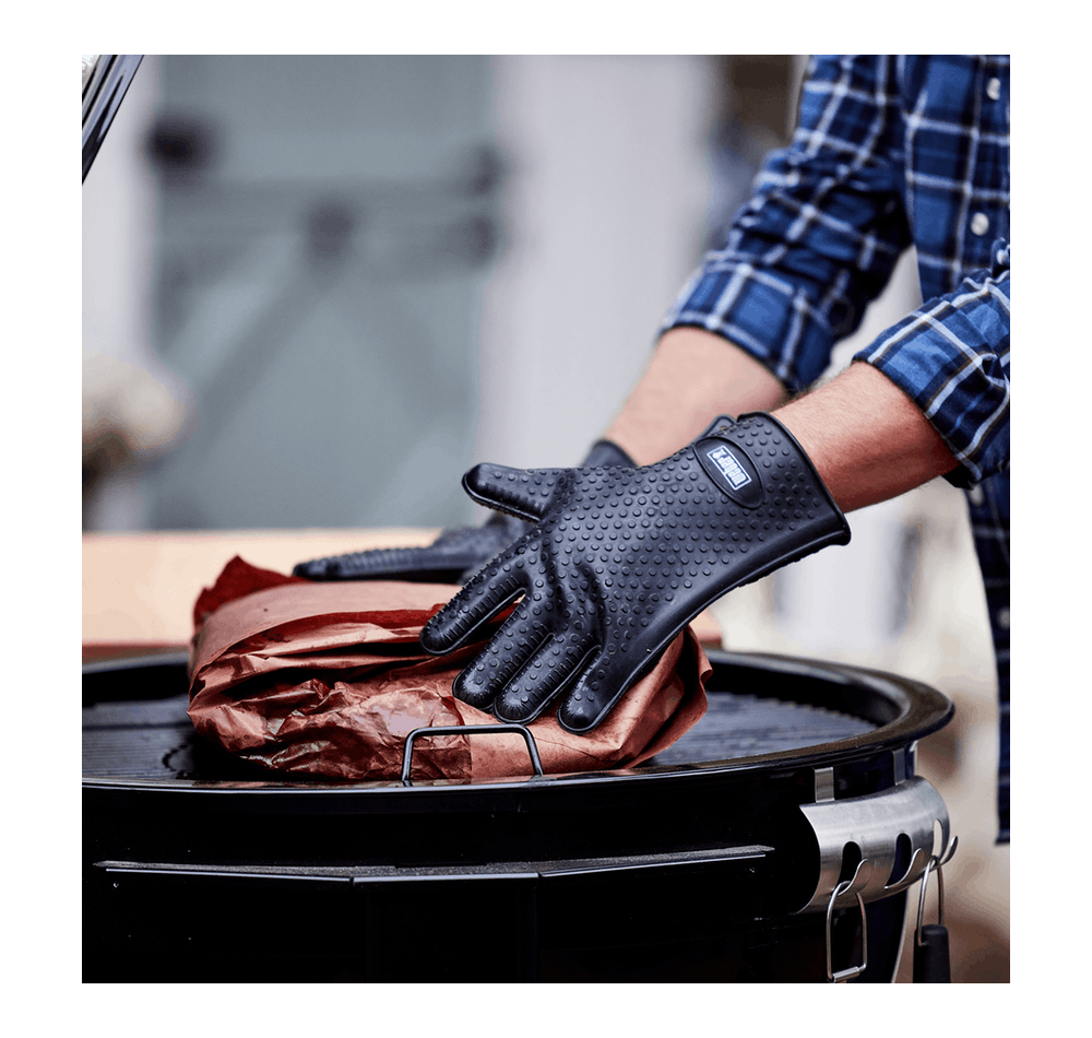 Gants en silicone Weber pour barbecue View