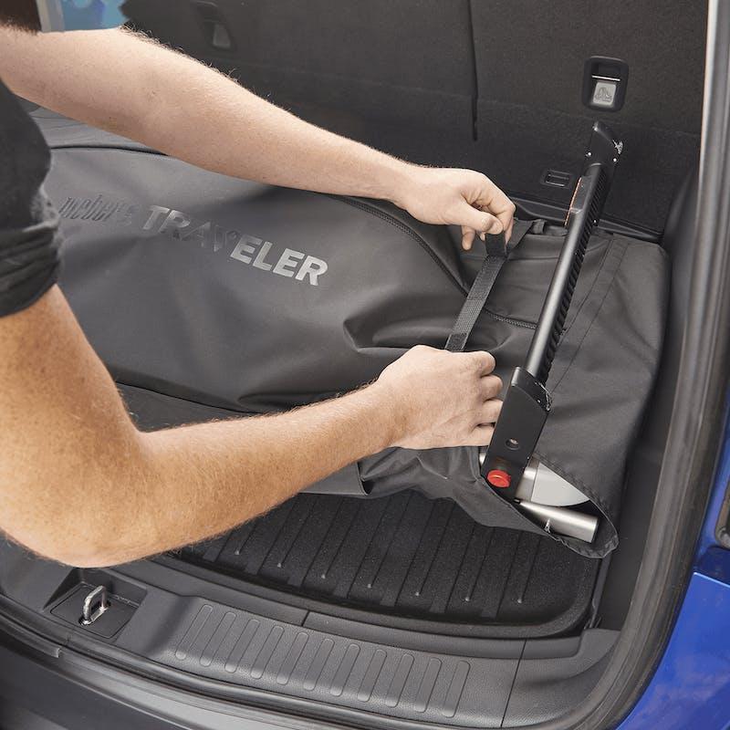 Weber Traveler Cargo Protector image number 3