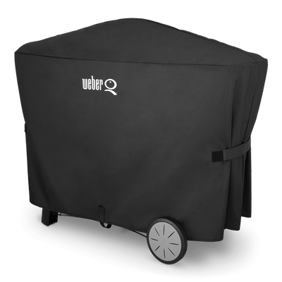 Premium Grill Cover - Q 2000 series with cart and Q 3000 series