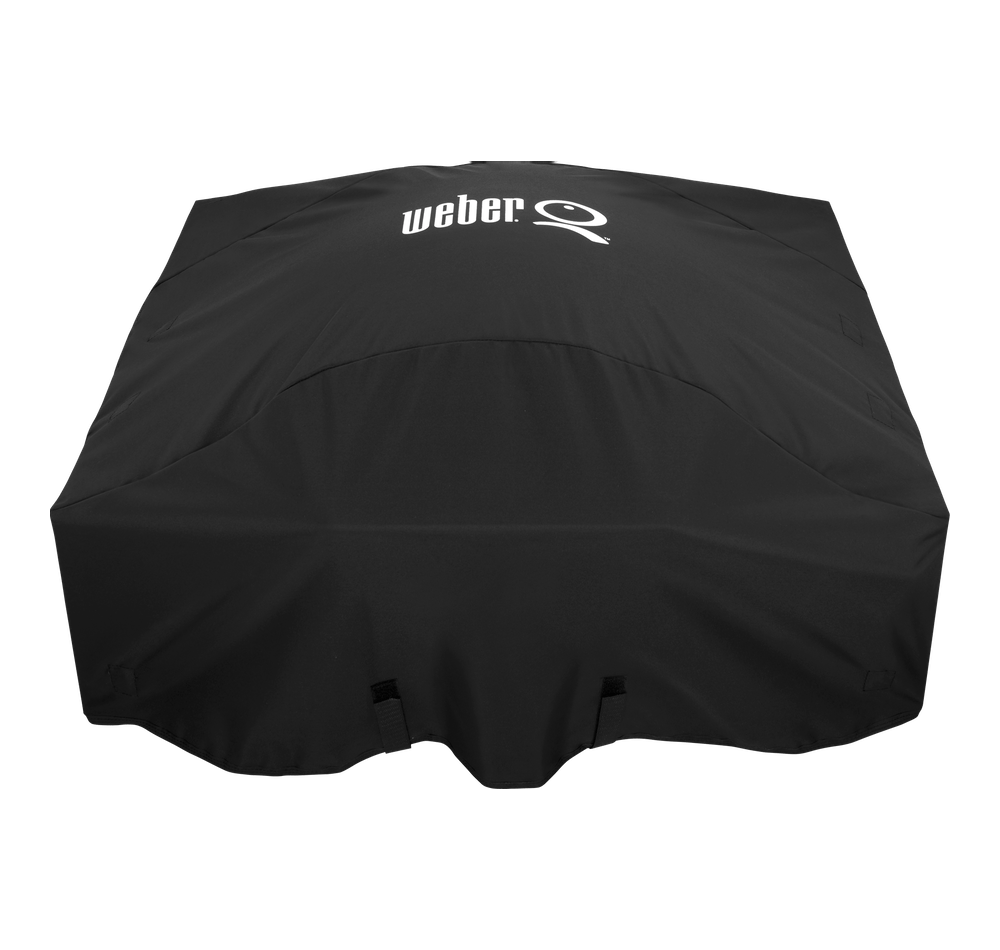 Weber Q Built In Cover View