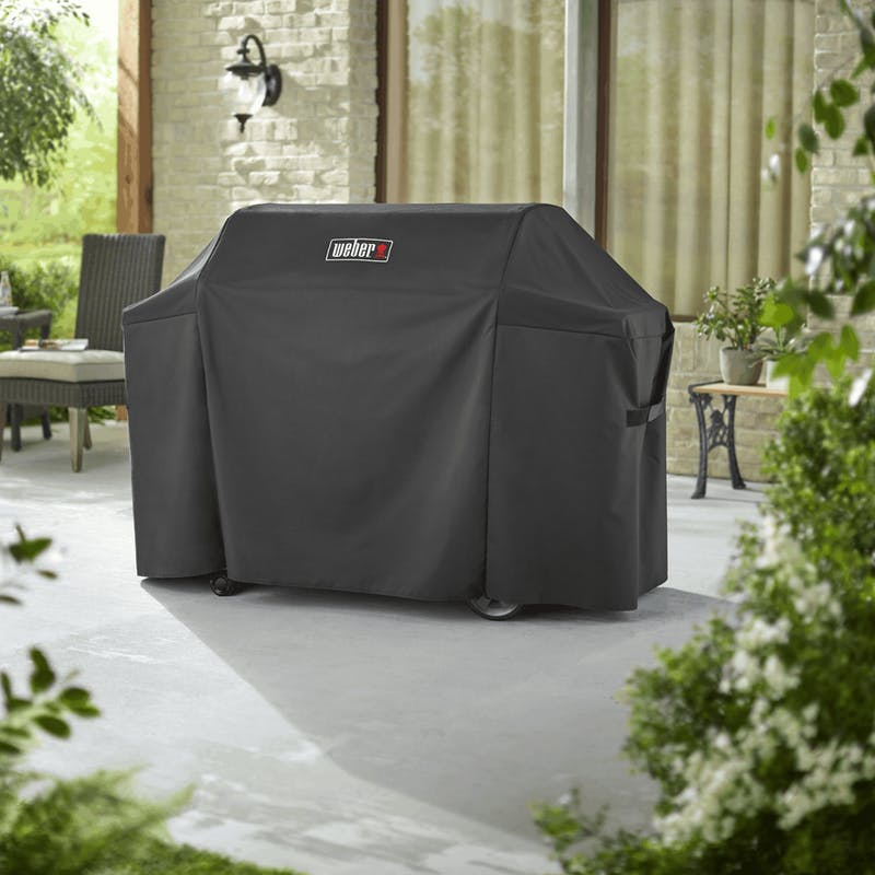 Premium Grill Cover - Genesis II and LX 400 series image number 1
