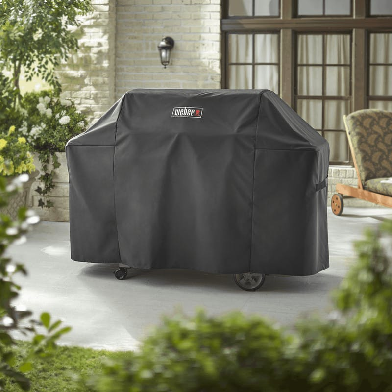 Premium Grill Cover - Genesis II and LX 400 series image number 2