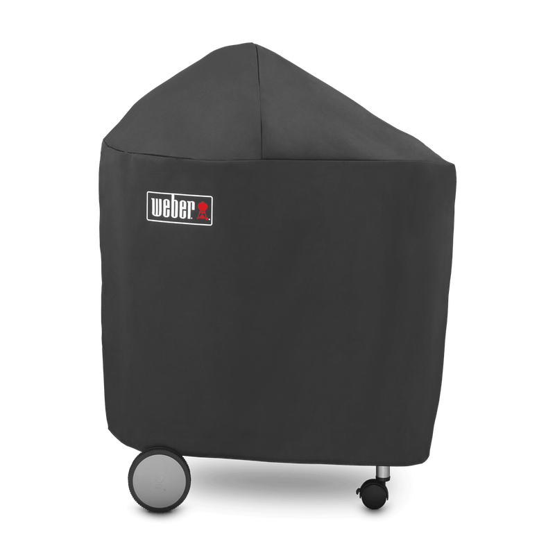 """Premium Grill Cover - Performer 22"""" charcoal grills with folding table image number 0"""