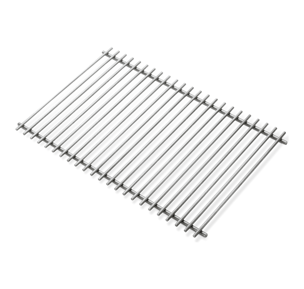 Charcoal Grate View