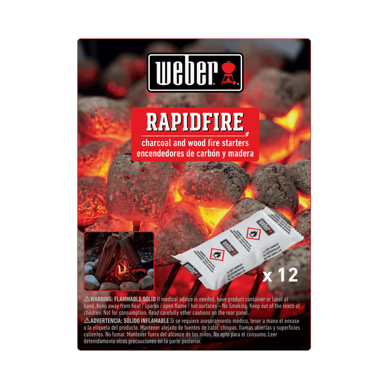 12 pc Rapidfire Fire Starters image number 0