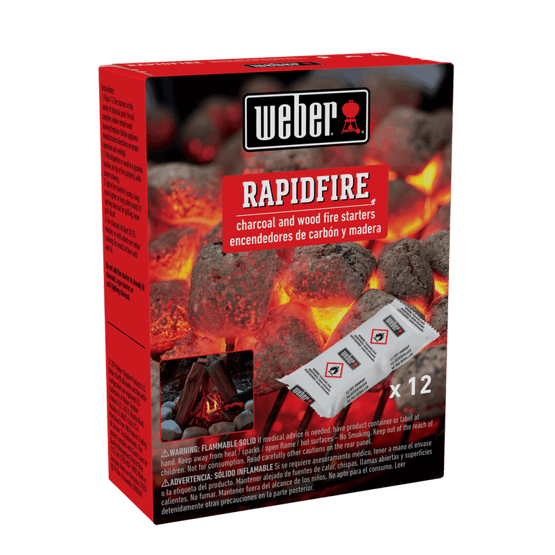 12 pc Rapidfire Fire Starters image number 2