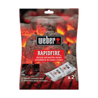 2 pc Rapidfire Fire Starters image number 0