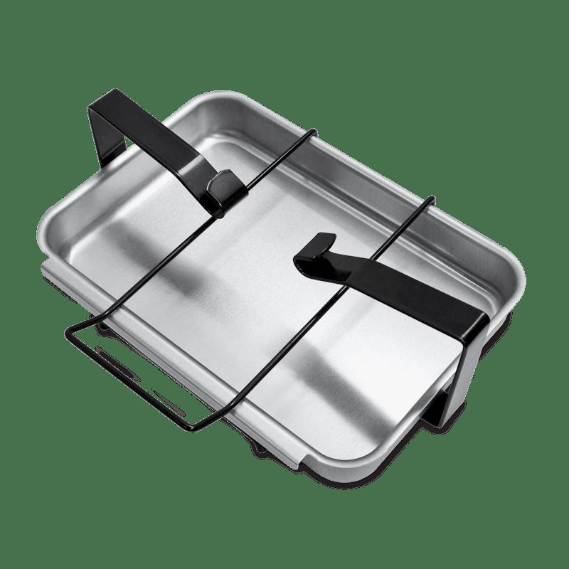 Drip Pan Holder - most Spirit/Summit & Genesis 1000-5500/Silver/Gold/Plat image number 0