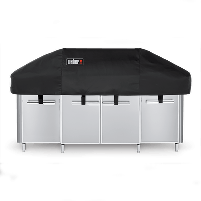 Premium Grill Cover - Summit grill center