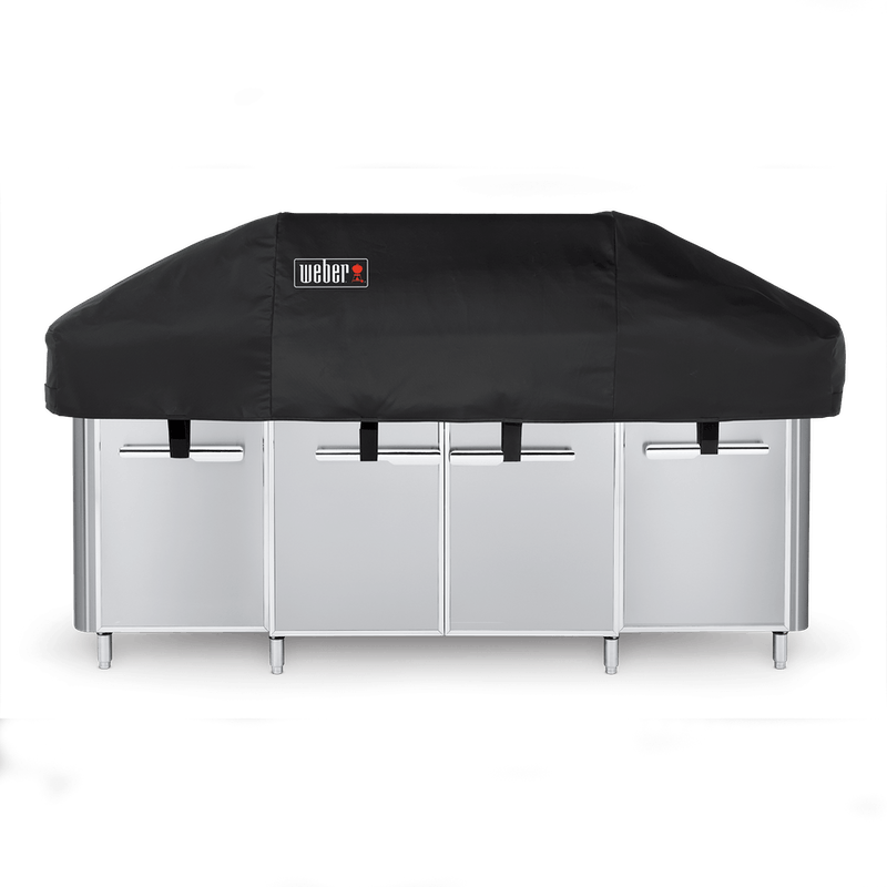 Premium Grill Cover - Summit grill center image number 0