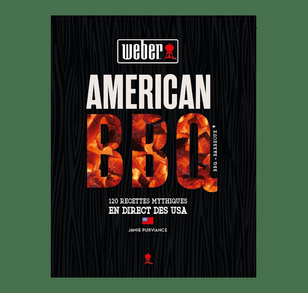 """LIVRE DE RECETTES """"AMERICAN BBQ""""  View"""
