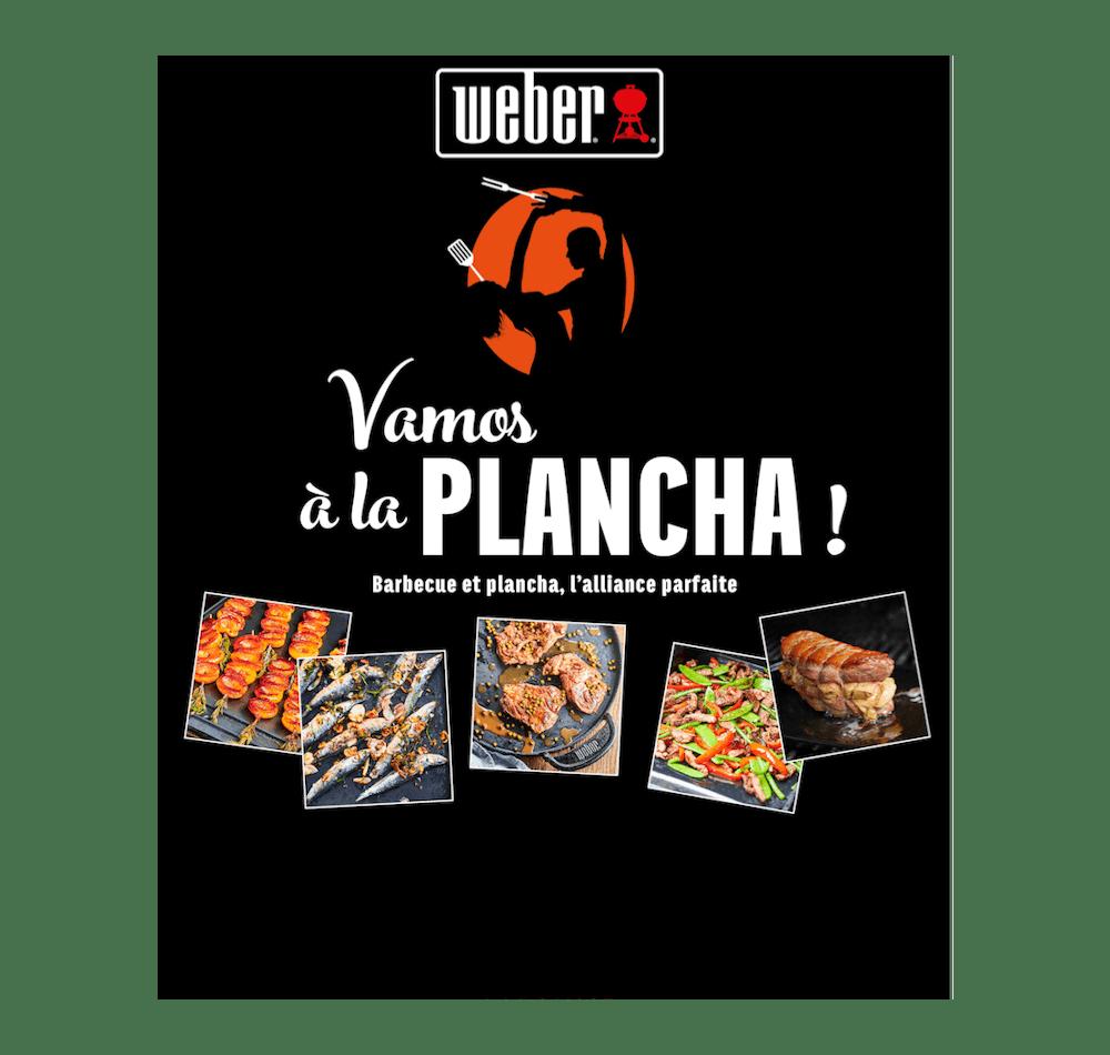 """LIVRE DE RECETTES """"VAMOS À LA PLANCHA""""  image 1"""