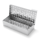 Smoker Box - Weber Q 200/2000 & larger gas grills image number 0