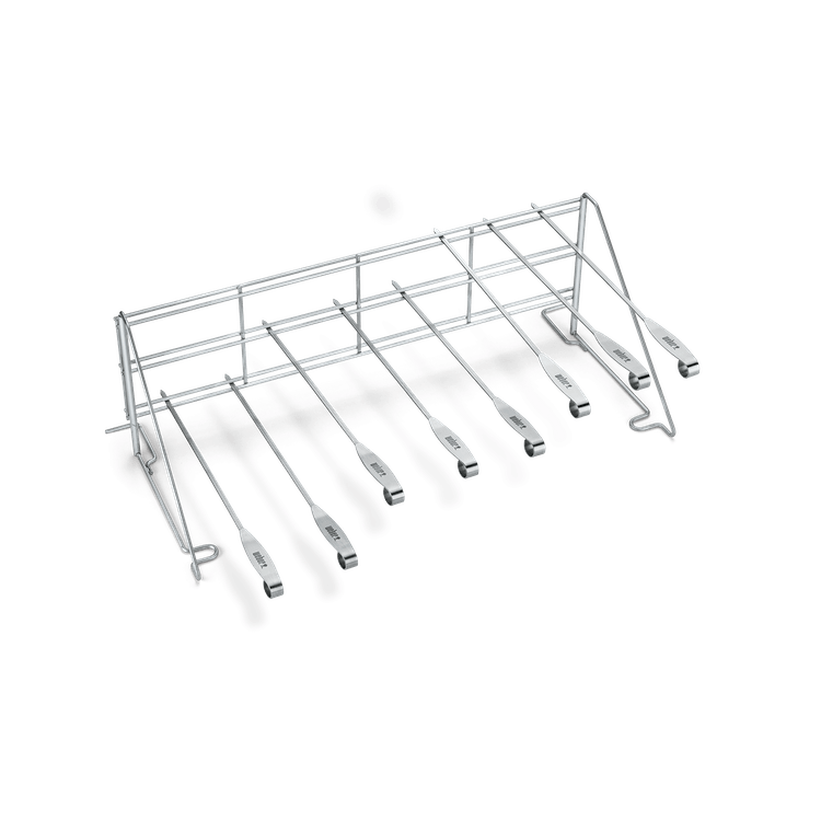 Elevations Tiered Grilling System