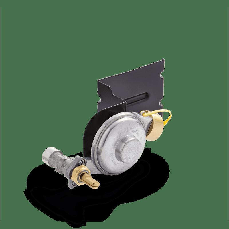Gas Valve and Regulator Assembly - Weber Q 100/120 series image number 0