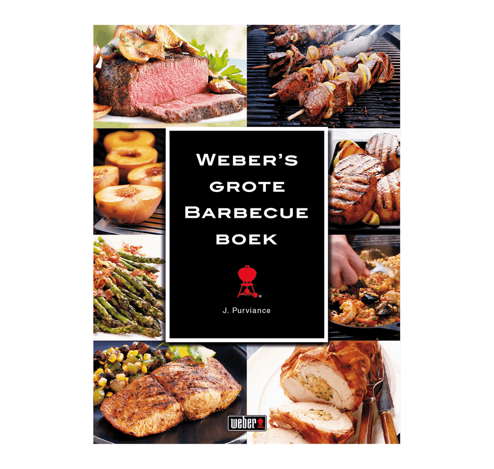 Weber's Grote Barbecue Boek image 1