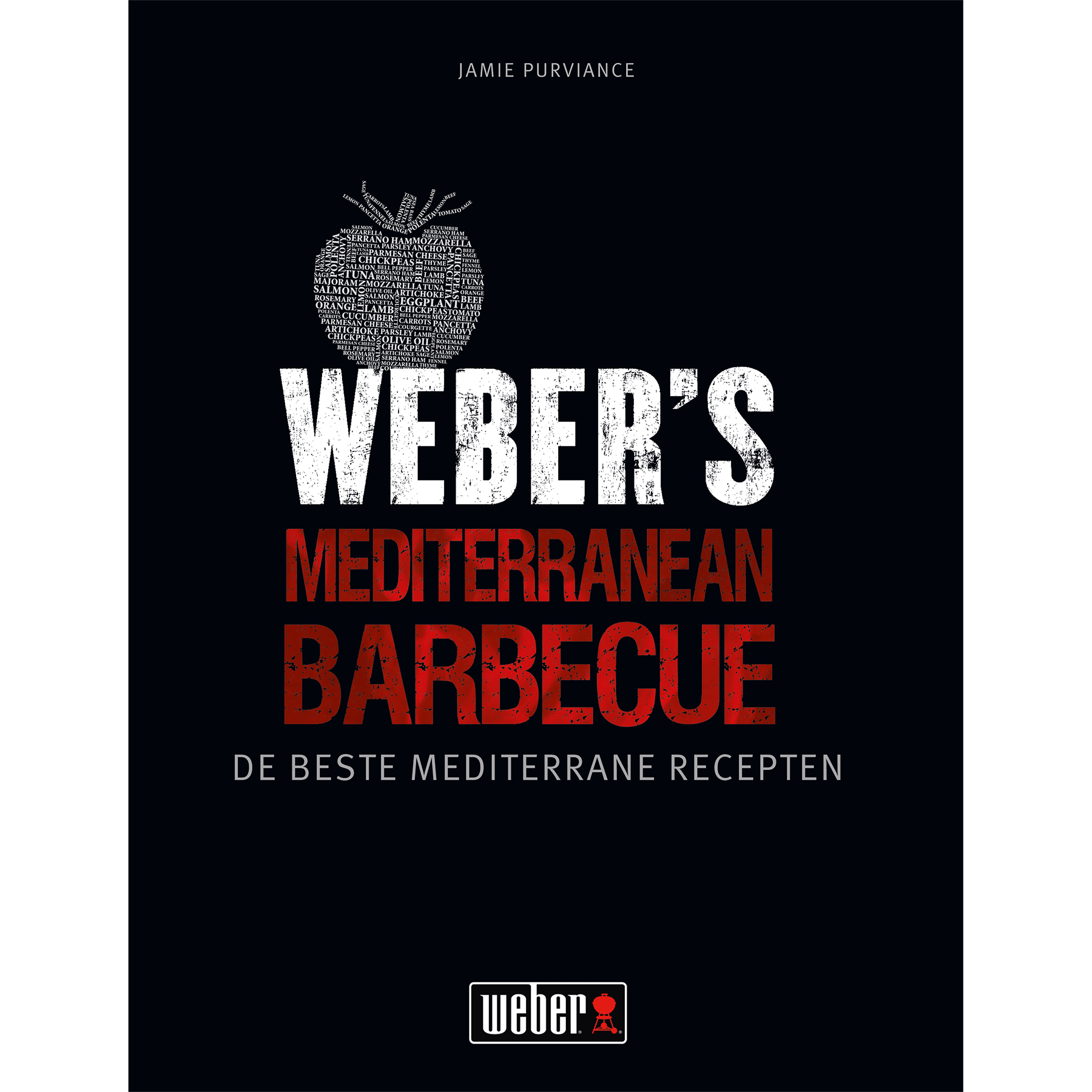 Weber's Mediterrean Barbecue