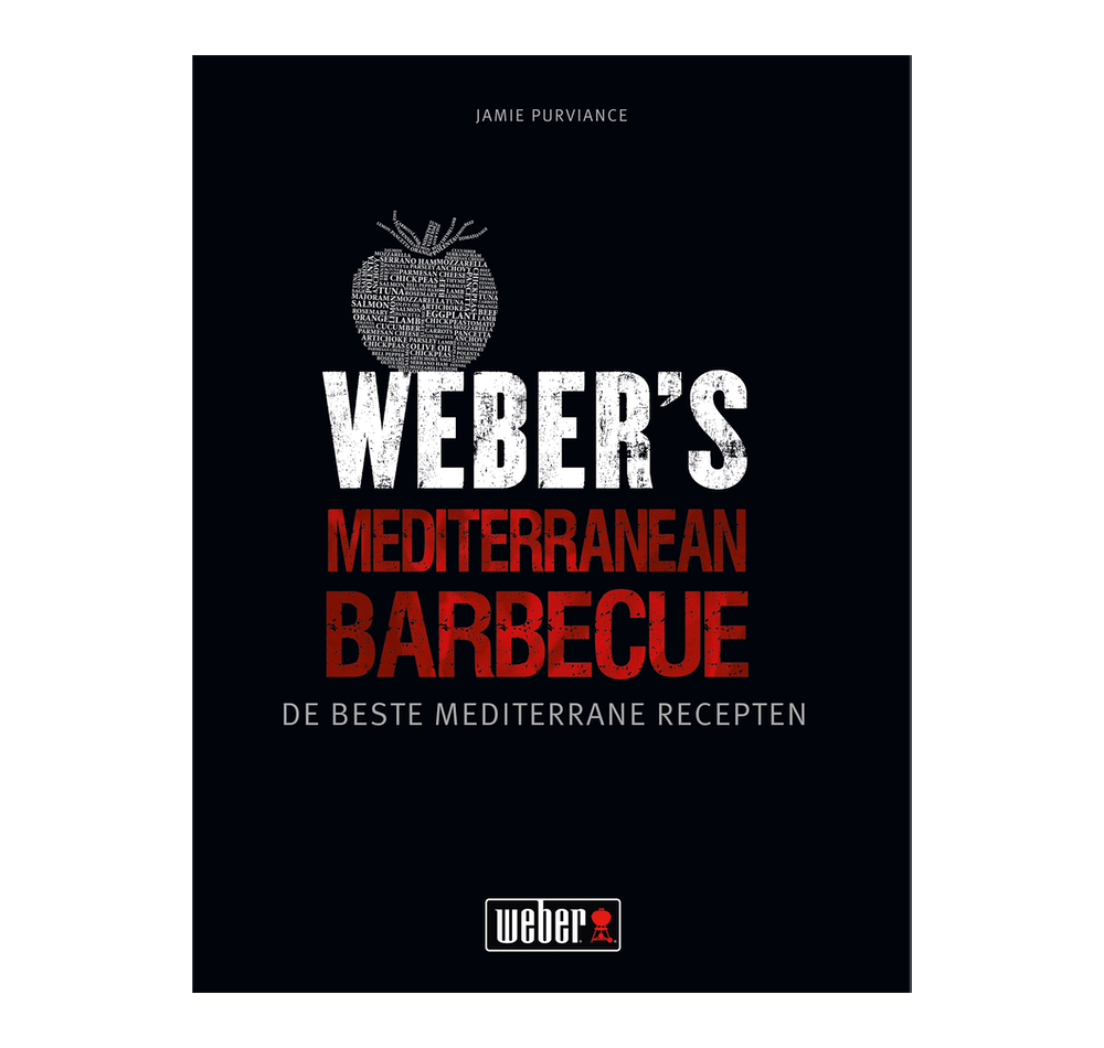 Weber's Mediterrean Barbecue View