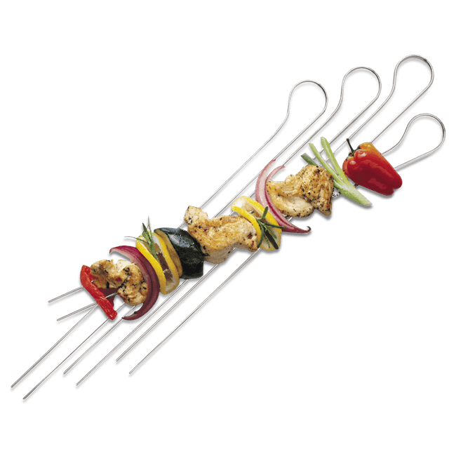 Ensemble de brochettes