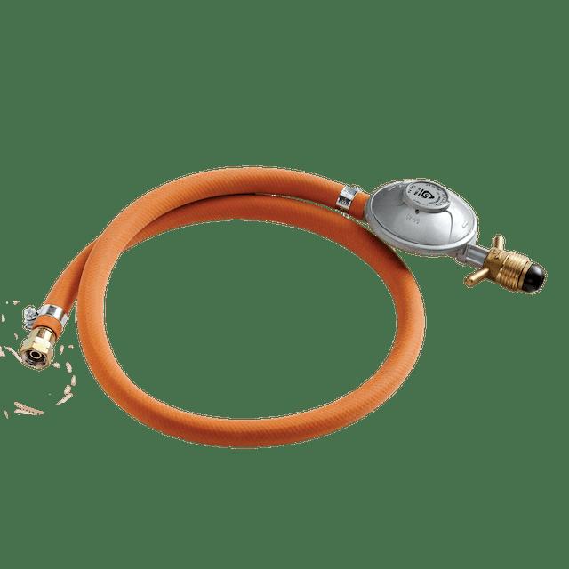 Set med slang och regulator
