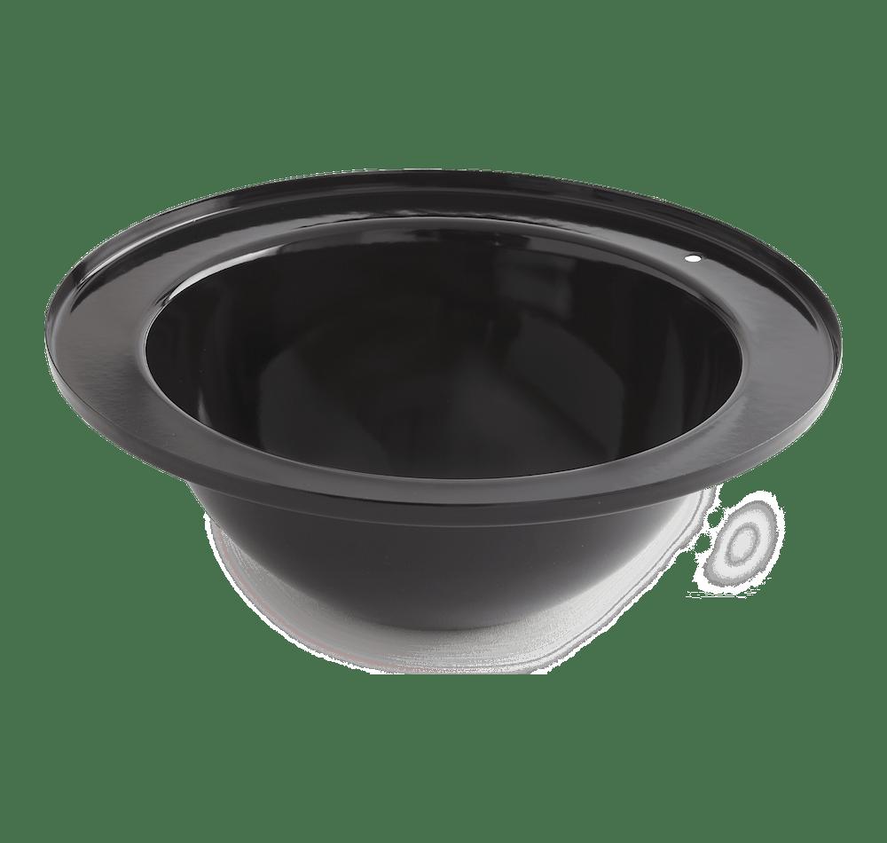 "Water Pan - 14"" Smokey Mountain Cooker View"