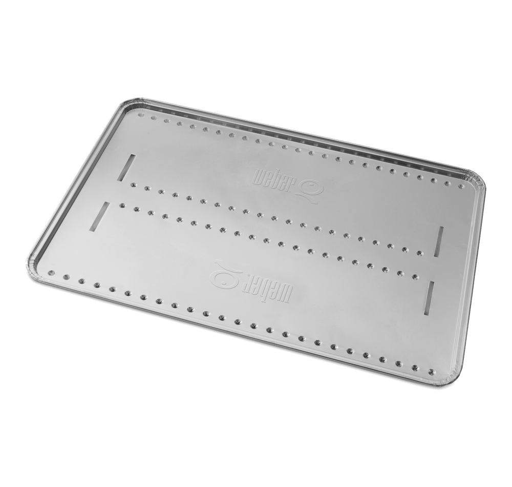 Weber Q Convection Tray View