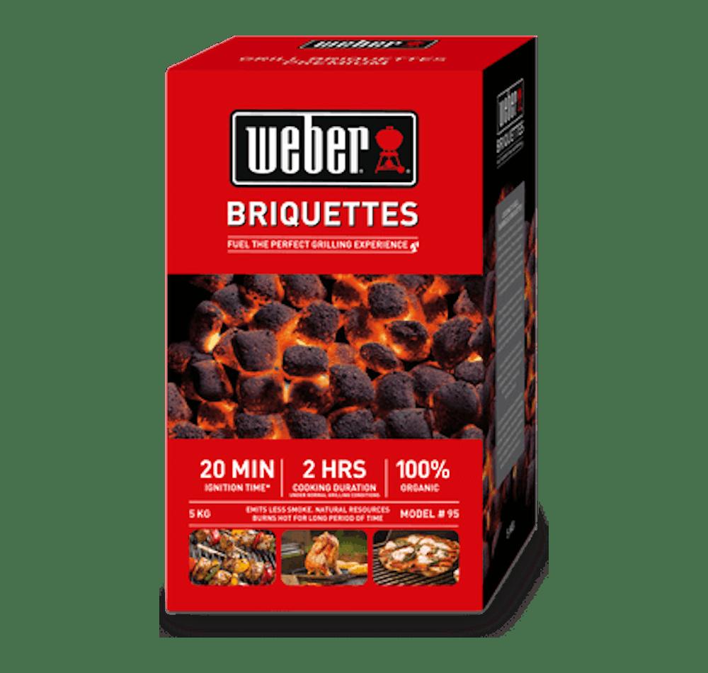 Weber Briquettes image 1