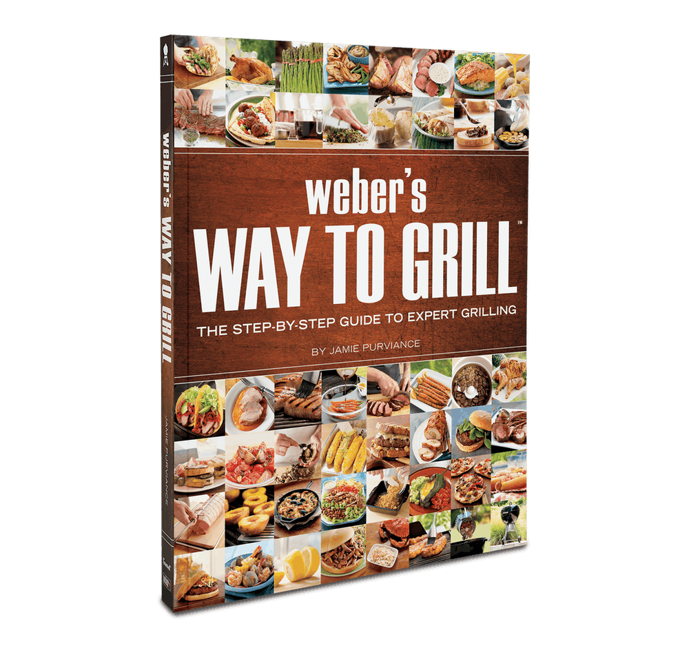 Weber's Way to Grill View