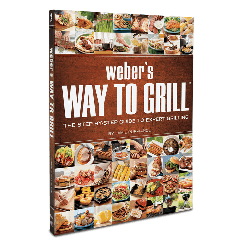 Weber's Way to Grill Cookbook image number 0