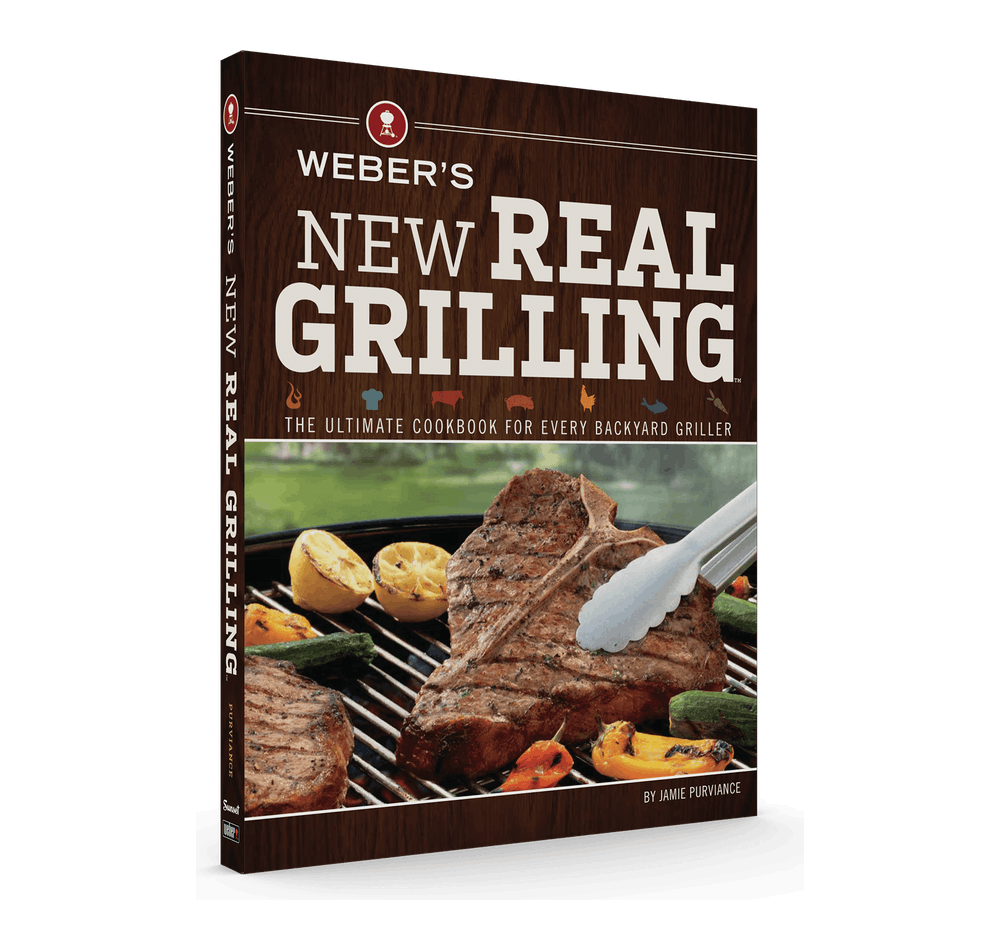 Weber's New Real Grilling image 1